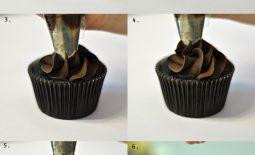 Como Confeitar Cupcakes Passo a Passo