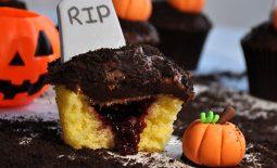 Cupcakes de Halloween – Decoração Passo a Passo