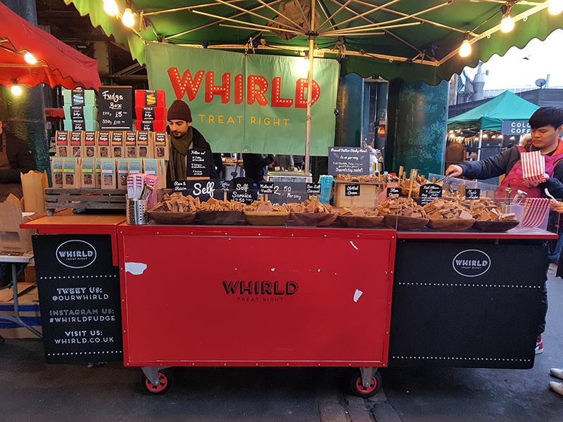 Whirld Fudges: deliciosos!