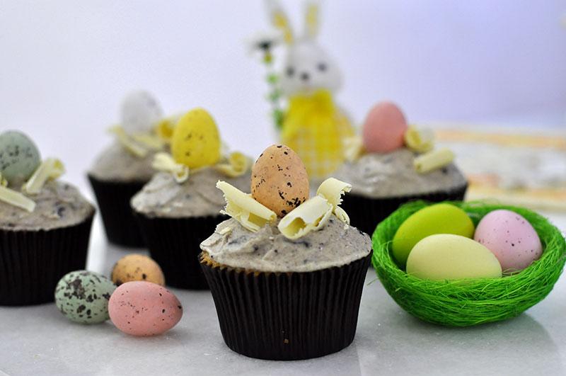 Cupcakes de Páscoa decorados: faça para presentear os amigos e família
