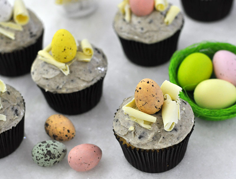 Cupcakes Cookies and Cream: veja a receita.