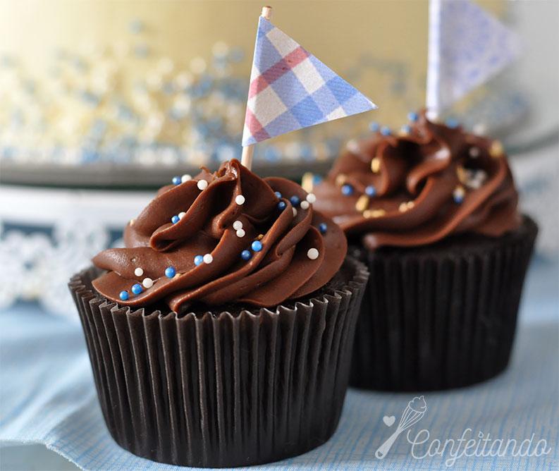 cupcakes e muffins diferenças entre eles