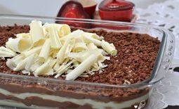 Pavê dois Chocolates – Sobremesa de Páscoa