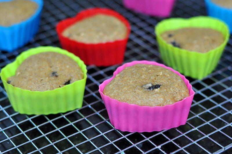 muffins integrais