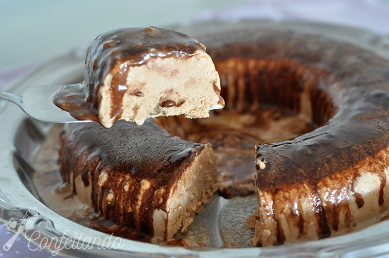 Sorvetao Cassata de Chocolate Pascoa