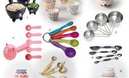 Medidores Para Cozinha – Xícaras e Colheres