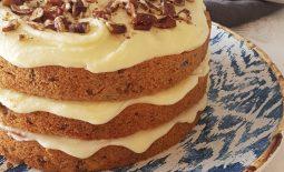 Bolo Beija-Flor – HummingBird Cake
