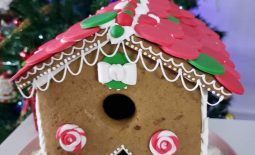 Casinha de Biscoito de Natal – Gingerbread House