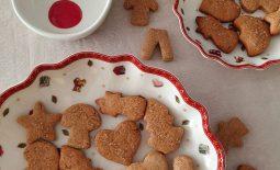 Biscoitos Gingerbread de Natal – Receita Tradicional