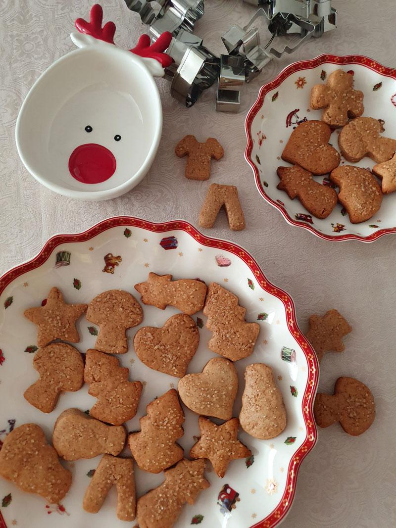 gingerbread de natal receita