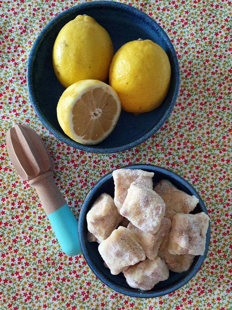 palha italiana de limão siciliano para festas