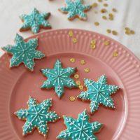 ❄️ 16 dias para o Natal ❄️Já fez seus biscoitos?  #confeitando #cofeitandoblog #pastry #pastrylover #confeitaria #diy #homemade #homebaked #lifeissweet #vscofood #vsco #vscocam #christmascookie #christmas #biscoitosdenatal #biscoitosdecorados #royalicing